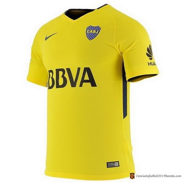 Camiseta Boca Juniors Replica Segunda 2017/2018